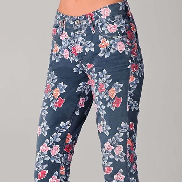 Citizens of Humanity Mandy floral jeans